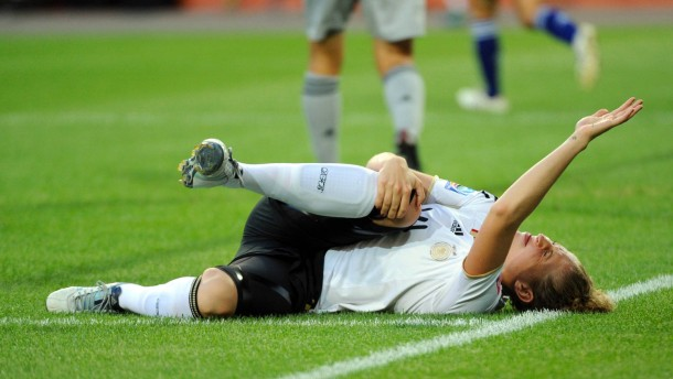 Nationalspielerin Kim Kulig beendet Karriere