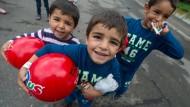 Kommunen fordern je Flüchtling 1000 Euro