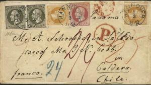 Ein Brief für 145.000 Euro – Porto inklusive