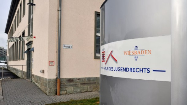 Erstes hessisches Haus des Jugendrechts eröffnet