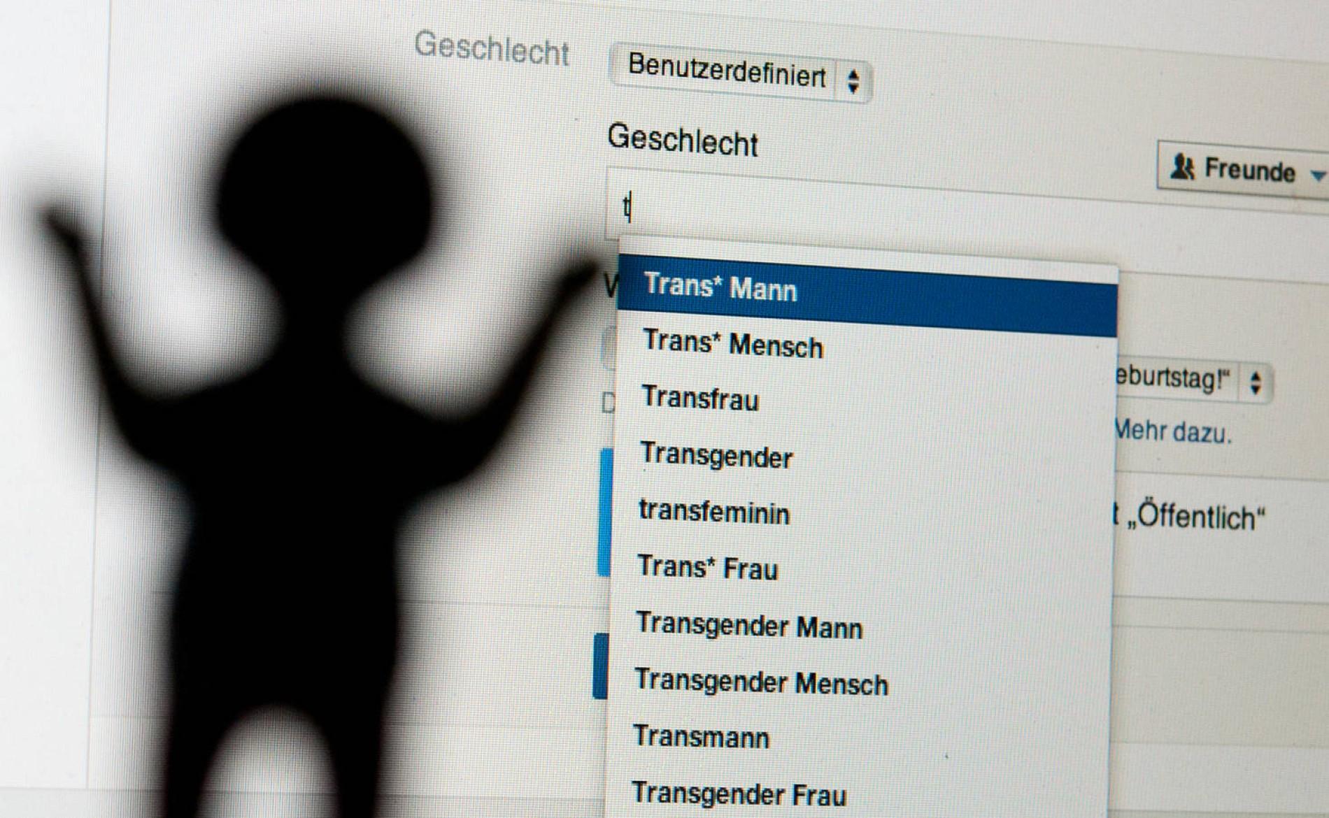 Bin ich transgender test mtf