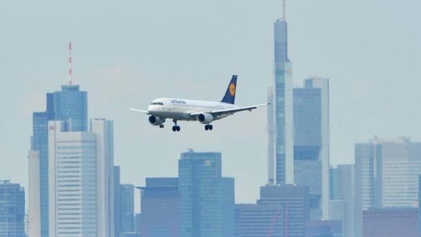 Flugzeuge fliegen bei Landung künftig höher