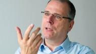 Optimist: Wolfgang Schäfer-Klug rechnet mit anhaltendem Aufschwung bei Opel.
