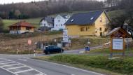 Standort: Windräder sollen in den Gemarkungen von Riedelbach und Cratzenbach gebaut werden - hier ein Blick auf das Gebiet Cratzenbacher Berg
