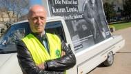 """""""4,4 Prozent ist die Messlatte"""": GdP-Landeschef Grün zum Tarifstreit mit dem Land Hessen"""