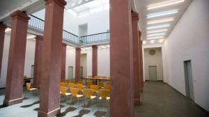 Frankfurt will an der Kunst sparen