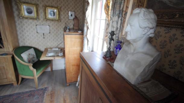Hessen beschließt Kauf des Brentanohauses