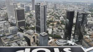 Bis 2015 fehlen Frankfurt allenfalls zwei Bürotürme
