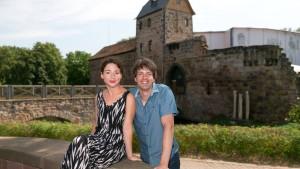 Romeo und Julia an der Nidda