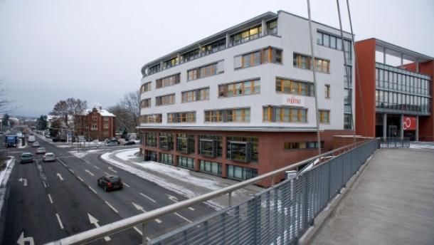 Bad Homburg verliert Fujitsu an Frankfurt