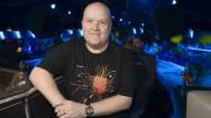 """Schirmherr: Andreas Tomalla, der als DJ in der Techno-Szene als """"Talla 2XLC"""" international bekannt ist"""