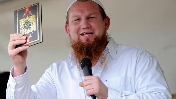 Salafisten beschäftigen Verwaltungsgerichtshof
