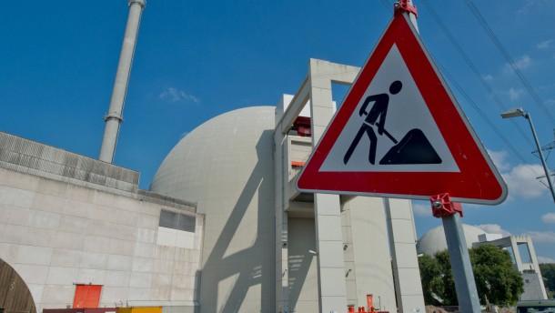Vom Reaktor in den Castor