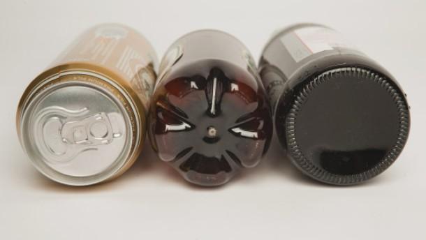 Das Comeback der Bierdose - Glas, Alu und PET im Vergleich