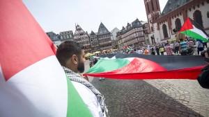 Wir wehren uns dagegen, Antisemiten zu sein