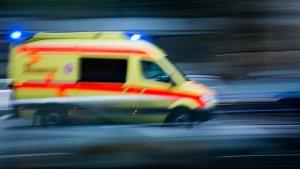 Unbekannter Stoff verletzt Mitarbeiterinnen von Arbeitsagentur