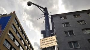 Die große Angst vor Überwachung