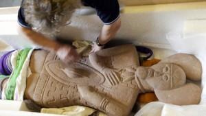 Archäologen beziehen neues Keltenmuseum