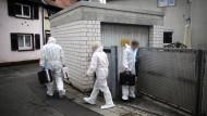 Im September 2014 waren die Leichenteile beim Entrümpeln einer Garage in zwei Fässern entdeckt worden (Archivbild).