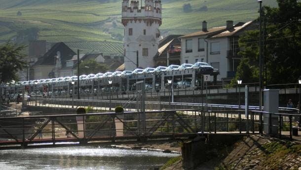 Endgültiges Aus für Rüdesheimer Bahntunnel