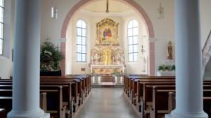 Lateinische Messen im Gewerbegebiet