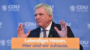 Beifall für Merkel