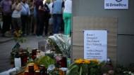 Mahnung: Immer wieder starben Unschuldige, weil etwa Autofahrer rasen