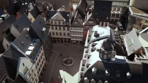 So finden die Architekten die neue Frankfurter Altstadt