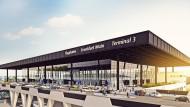 Ein Flughafen zum Wohlfühlen