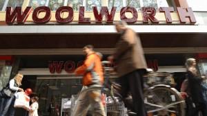 Insolvenzverfahren über Woolworth eröffnet