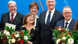 Ein bisschen Unfrieden in Brandenburg