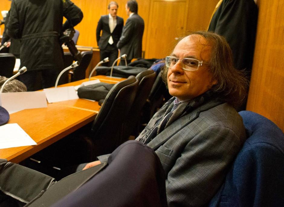 Weiterer Investor: Ardi Goldman ist wegen Bestechung bei einem Bauprojekt auf dem Flughafen-Gelände vor Gericht.