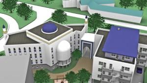 Bürgerinitiative rügt Genehmigung von Moschee in Frankfurt
