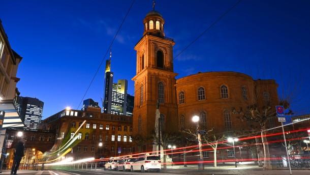 Berlin beschließt Paulskirchen-Stiftung