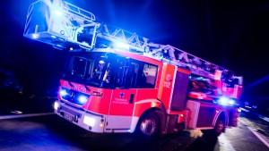 Toter bei Wohnwagenbrand gefunden