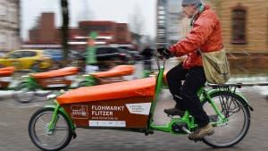 E-Lastenräder als Bausteine der Verkehrswende