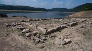 Wassermangel im Edersee: Anlieger fordern mehr Rechte