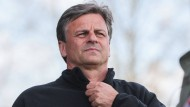 Wenig Glück bisher am Bornheimer Hang: Falko Götz