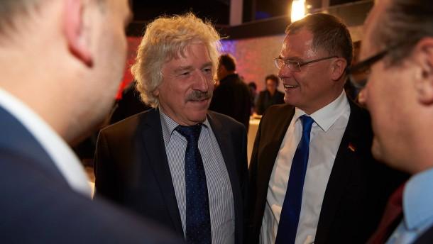 Hessische AfD-Fraktion will zwei Abgeordnete ausschließen