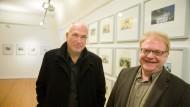 Karikaturisten Greser und Lenz geehrt