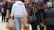 Weihnachtsgeschäft: Händler rechnen mit Plus