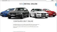 Click and buy: Früher war der Autokauf ein fast feierlicher Akt. In Großbritannien kann man heute schon alle BMW-Modelle neu auch via Internet kaufen