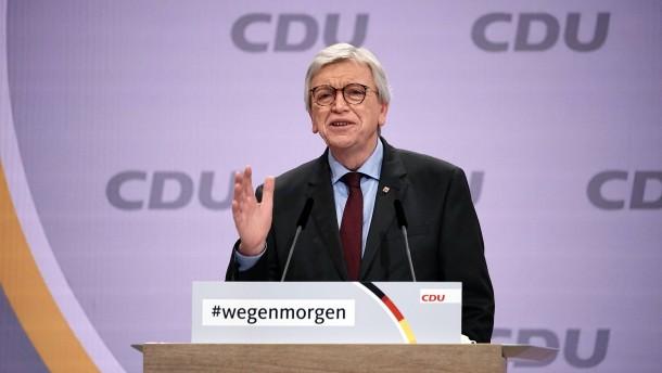 Freude und Enttäuschung in der CDU