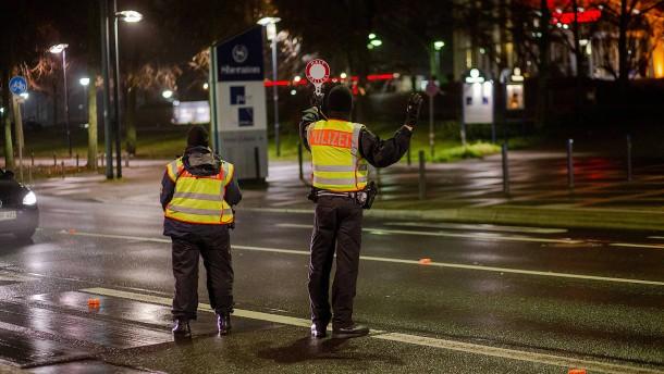 Ausgangssperre in Offenbach wegen vieler Infektionen