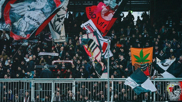 """Eintracht Frankfurt gegen Basel """"unter Auflagen"""""""