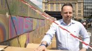 """""""Es ist eine gruselige Vorstellung, dass die AfD drittstärkste Fraktion werden kann"""": Daniel Röder, Mitbegründer von Pulse of Europe"""