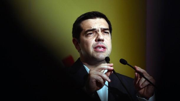 Tsipras vor dem Abgrund