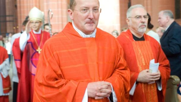 Johannes zu Eltz - Amtseinführung des neuen Stadtdekans im Frankfurter Dom.