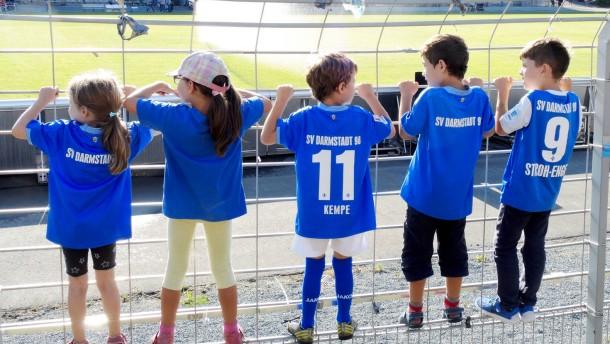 Bundesliga-Comeback elektrisiert Darmstadt