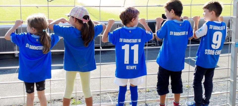Sv Darmstadt Bundesliga Comeback Elektrisiert Darmstadt